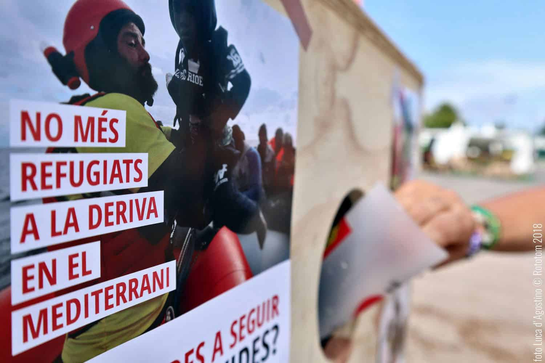Exodus ONGD y la campaña solidaria para Proactiva Open Arms